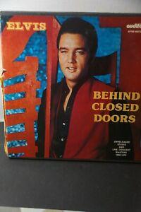 Elvis LP Behind Closed doors RECORDS Unreleased Studio & Live 1960 1972 BOX SET