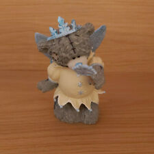 Me To You Tatty Teddy Blue Nose Bear Fairy Magic Ornament 2011 Carte Blanche