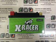 BATERÍA DE LITIO MOTO SCOOTER UNIBAT X RACER LITIO 10 CAGIVA Canyon, Río 500