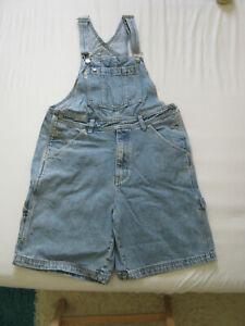 Jeans - LATZHOSE (kurz)