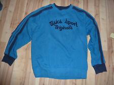 ASICS - mega cooler Jungen/boys Sport Sweater/ Pullover - Gr.152 - blau - MEGA!!