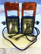 Snow Plow Light -No Blind Spot Complete Set (L & R)