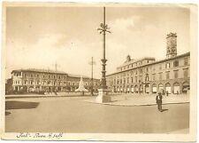 FORLI' - PIAZZA A.SAFFI 1936 TIMBRI CORSO GRADUATI E TASSA RIDOTTA