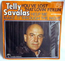 Single (s) - YOU´VE LOST THAT LOVIN´ FEELING - Telly Savalas