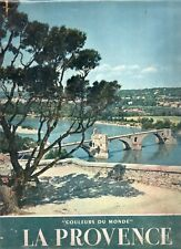 LA PROVENCE BEAU LIVRE DE 49 PHOTOS DE PATRICE MOLINARD 1950