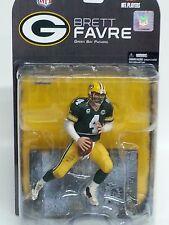 NFL 2007 McFarlanes Sportspicks, Green Bay Packers, Brett Favre, NEW