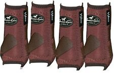 Professional's Choice VenTech Elite Value 4 pack Chocolate Brown Medium M Pro
