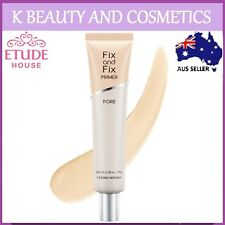 [Etude House] Fix & Fix Pore Primer 25g Oil Sebum Control and Smoothing