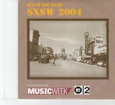 (FR23) Best Of New Talent Sxsw 2004 - 2004 Music Week CD