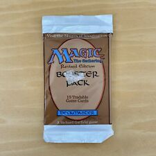 MTG: 3rd Edition Revised - Booster Pack Factory SEALED