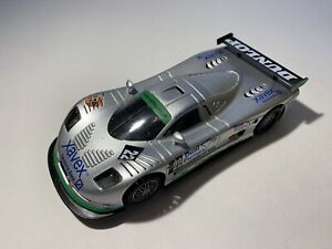NSR 1002 AW Mosler Dual Pumps Xavex #22 - 1/32 Slot Car