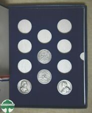 INCOMPLETE 1973 AMERICA'S FIRST MEDALS SET IN ORGINAL PACKAGING - U.S. MINT