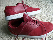 Nike Eric Koston 2 Premium Trainers UK Size 6 Trainers in Red NEW
