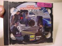 KING SCHOOLS PRACTICAL RISK MANAGEMENT FOR PILOTS CD ROM SET