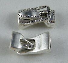 6sets Tibetan Silver Belt buckle Toogl Clasps 23x12x11mm 35503