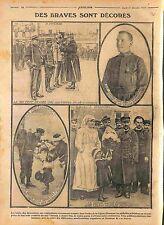 Général Prot Médaille Militaire Officiers Poitiers/Chatellerault  WWI 1914