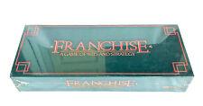 Franchise A game of Wit & Stragety ©1990 Herrin & Kramer , Philadelphia ~ New, S