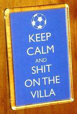 Keep Calm Birmingham City football fridge magnet