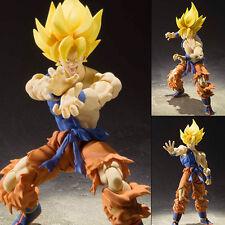 S.H.Figuarts Super Saiyan Son Goku Warrior Awakening Ver. Dragon Ball Z Bandai