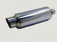 OBX/Forza Universal Muffler B3-3.0 May fit:Sentra ,Civic, VW Golf