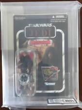 Luke Skywalker Sabre Laser de construction VC87 U95 Comme neuf! UKG pas AFA! MOC! U classé