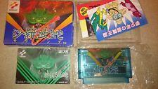 Salamander Complete Boxed Famicom Nintendo NES game Very Good/Near Mint