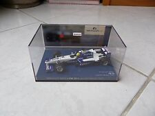 Williams Bmw FW22 Launch Version 2001 Ralf Schumacher n°5 Minichamps 1/43 F1