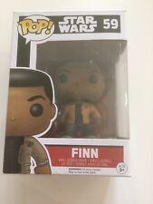 FUNKO POP! STAR WARS THE FORCE AWAKENS - FINN #59