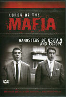 LORDS OF THE MAFIA GANGSTERS OF BRITAIN & EUROPE DVD AN INSIDE LOOK AT CRIME