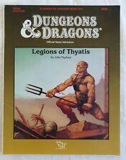 Dungeons & Dragons Module DDA2 Legions of Thyatis TSR 9296
