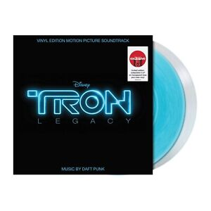 Various Artists - Tron 2010-Exclusive Blue Vinyl- Release And Ship On 12/10/2021