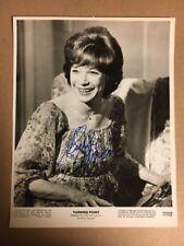 Shirley MacLaine  Lovely  Vintage 8x10  Signed Photo with COA**