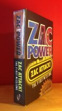 ZAC POWER The First Missions BOX SET | H. I. Larry. Zac Attack!