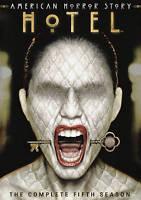 American Horror Story Hotel DVD Fifth Season 5 2016 Lady Gaga NEW SEALED