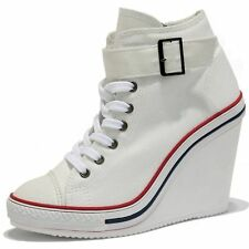 "High 3"" and Up Women's Canvas Shoes"