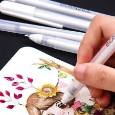 White Ink Gel Pen Hook Liner Pens Fine Line Pens Highlight Reviser Art Marker
