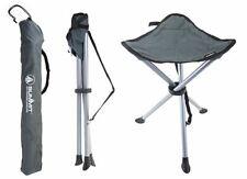 Summit Tripod Stool With 3 Legs in Grey