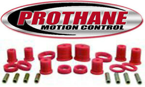 Prothane 6-306 1999-2004 Ford Mustang Rear Control Arm Bushing Kit Lower Oval