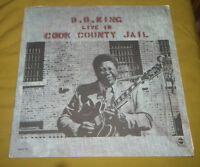 Live in Cook County Jail BB King Original 1971 ABC Records 33rpm LP