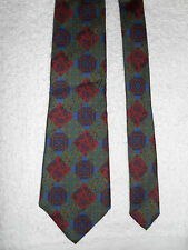ETRO MILANO PAISLEY SILK TIE HAND SEWN EXQUISITE!  MADE IN USA.!