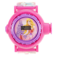 Disney Princess Childrens Projection Rubber Kids Watch PN1417