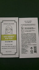2Sets Missha Anti Trouble Patch ACNE Dressing Pimple Stickers Clear Face 192p