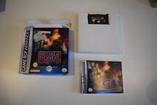 medal of honor moh underground game boy advance gba ds en boite