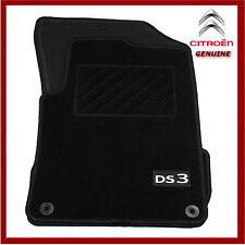 Genuine Citroen DS3 Carpet Mats Set of 4 1613954380 New!
