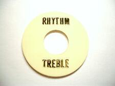 göldo Rythm/Treble Plate Unterleg-Platte für Toggle Switch crème