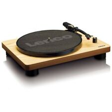 Lenco Ls-50 Belt-drive Audio Turntable Hout