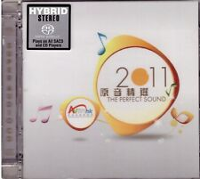 THE PERFECT SOUND 原音精選 2011 - VARIOUS ARTISTS SACD