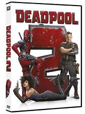 DEADPOOL 2 DVD SECUELA DE LA SUPERHÉROE MARVEL MÁS' MULTITUDES con Ryan Reynolds