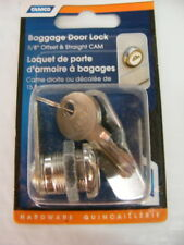 Camco 44340 Baggage Door Lock 5.8 In Offset & Staright Cam RV Camper Boat LC