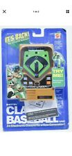 Mattel Classic Baseball Electronic Handheld Game Brand New Sealed 2002